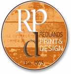 Redlands Print Logo